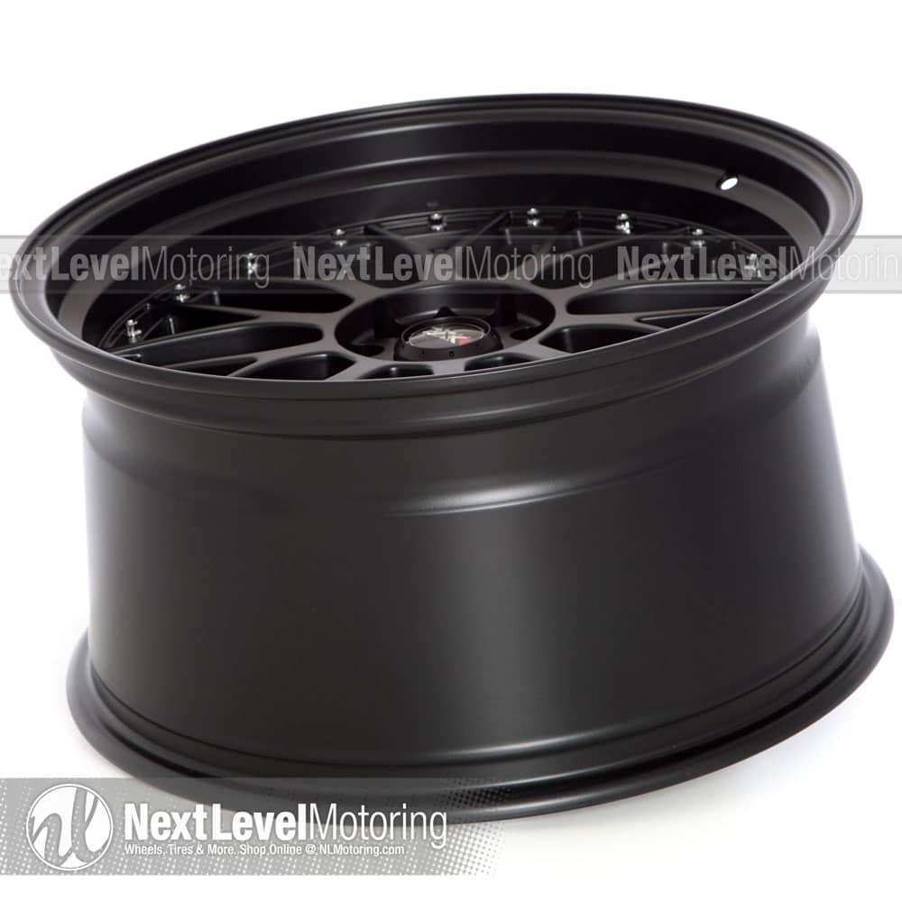 120 x Black Plastic Wheel Rivets Nuts Rim Lip Replacement Alloys XXR