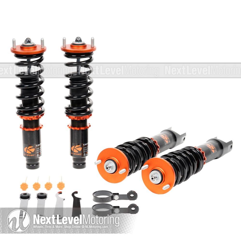 Ksport CLX100-KP Kontrol Pro Damper System