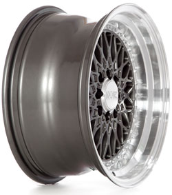 Example of a Machined Wheel Finish
