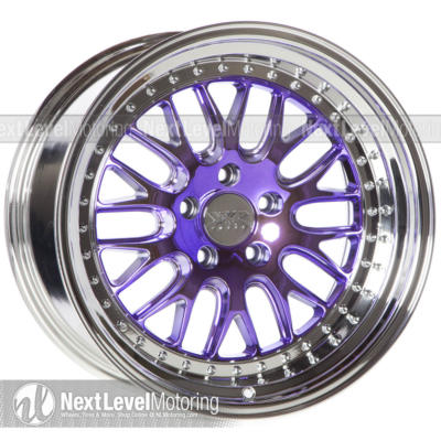 XXR 570 Candy Purple Platinum Lip